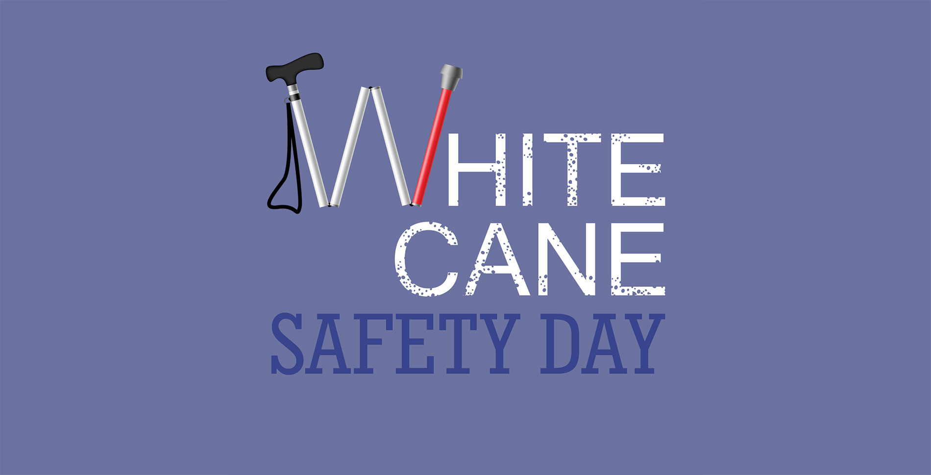 Blind Independence is Celebrated on White Cane Safety Day