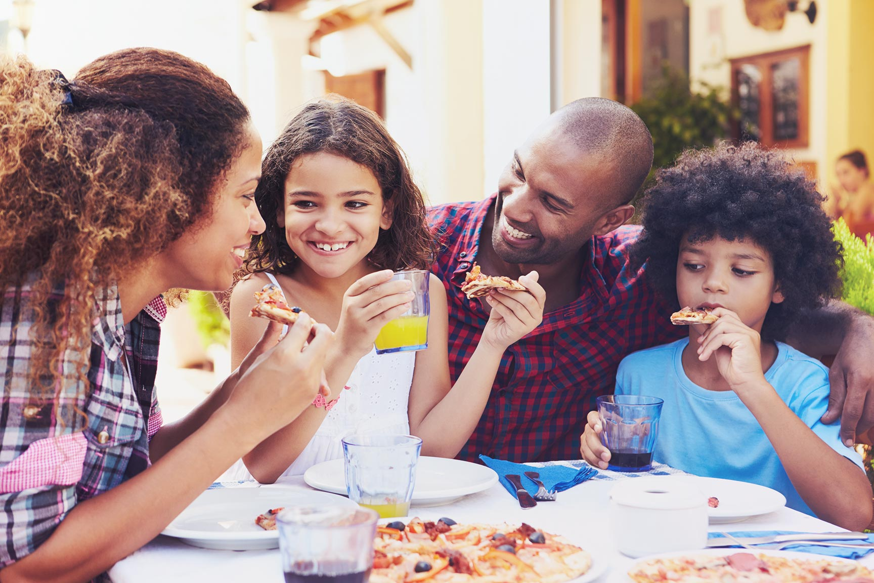 Family Day – A Day to Eat Dinner with Your Children