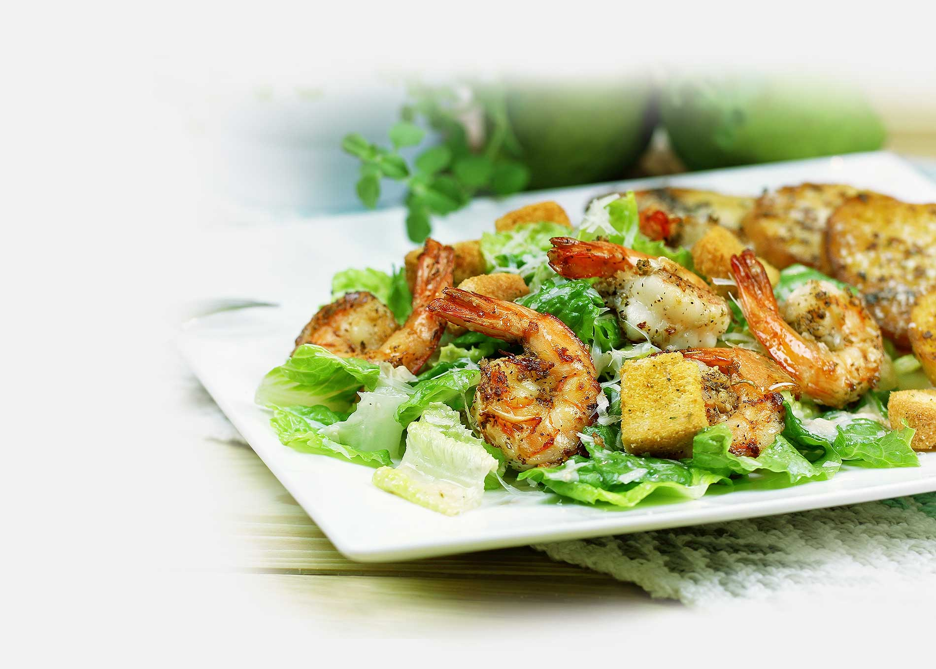shrimp-caesar-salad