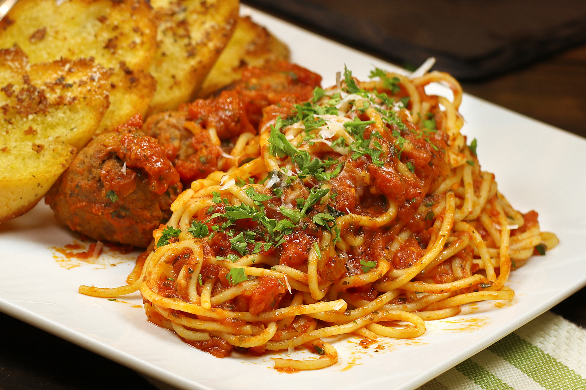 Prepare to Eat Well on National Spaghetti