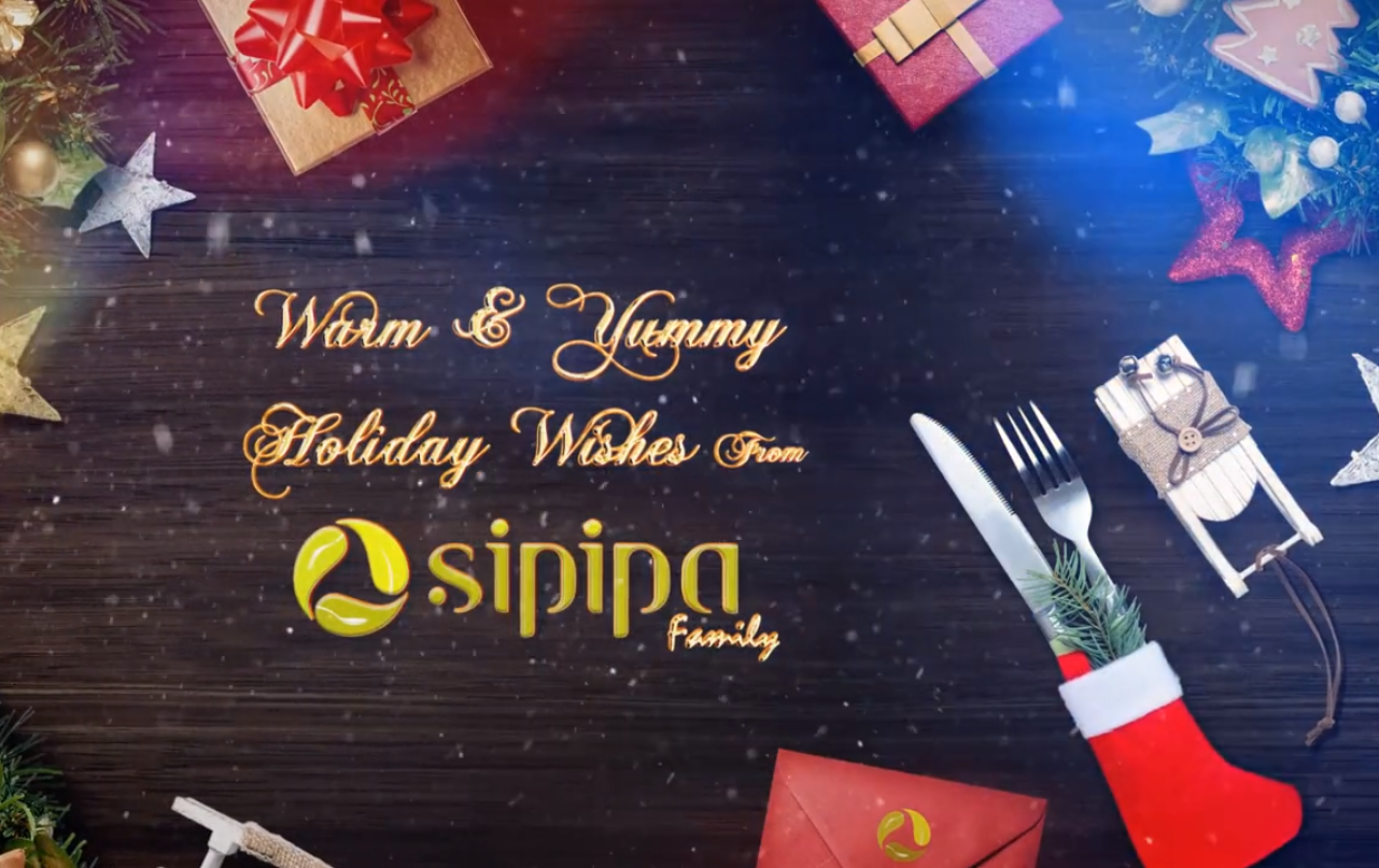 Wishing you a Happy Holidays.