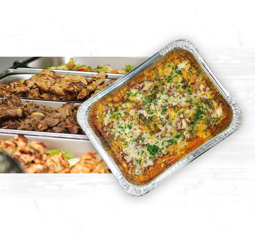 Sipipa - Sicily Pizza & Pasta - Party Trays & Catering